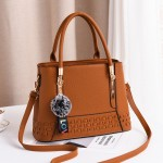 Geanta dama Ines brown